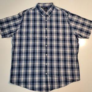 Croft & Barrow Button-Down Stretch Shirt 2XL-TALL